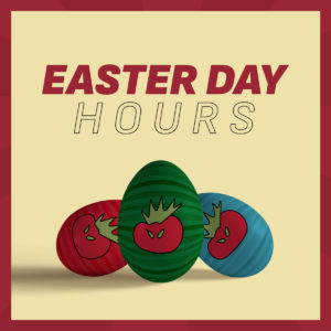 Easter Hours